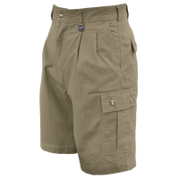 Pro Mens Safari Cargo Shorts 100% Cotton 5.5 oz Made in Africa - The Walkabout Company