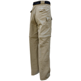 Convertible Safari Pants/Shorts. Pro Safari Pants. 100% Cotton Made in Africa - The Walkabout Company