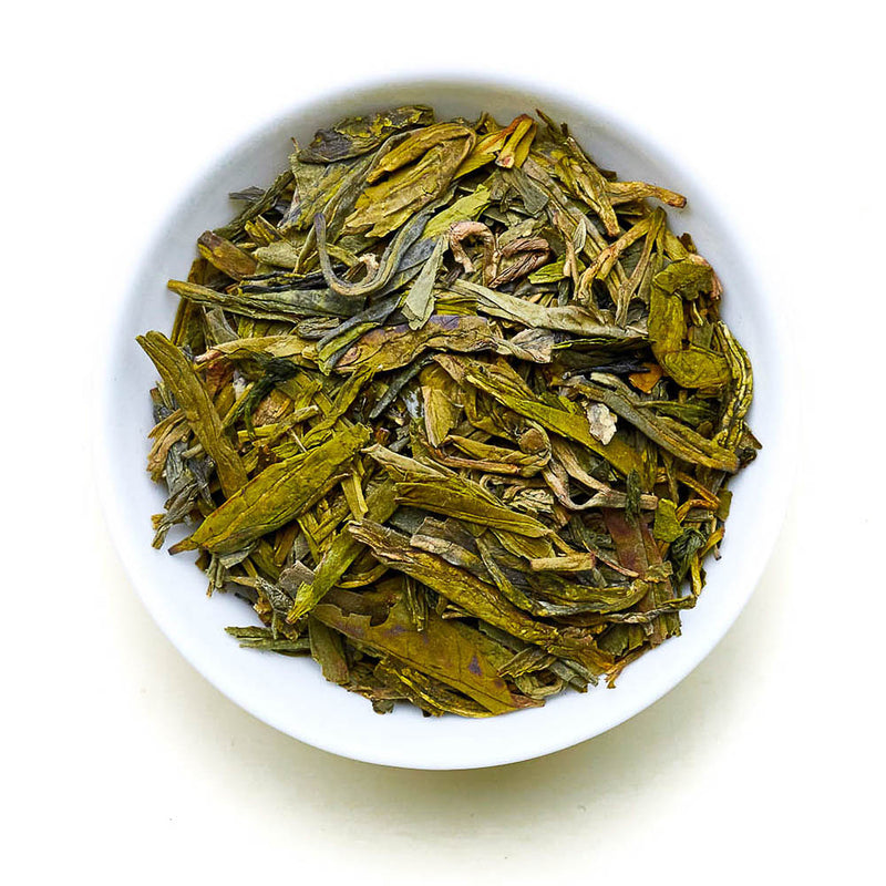 Dragonwell - Hand Plucked Green Tea
