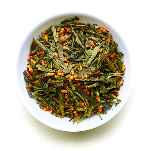 Genmaicha - Sencha Green Tea With Roasted Rice