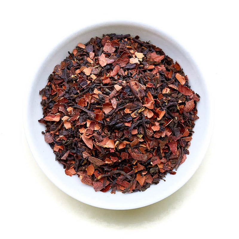 Chocolate Oolong - Oolong Tea, Dark Chocolate & Cocoa Nibs