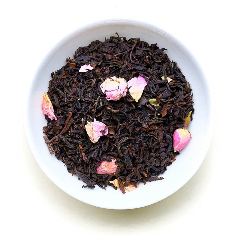 Rose Blossom | T's Teabar & Loose Leaf Tea