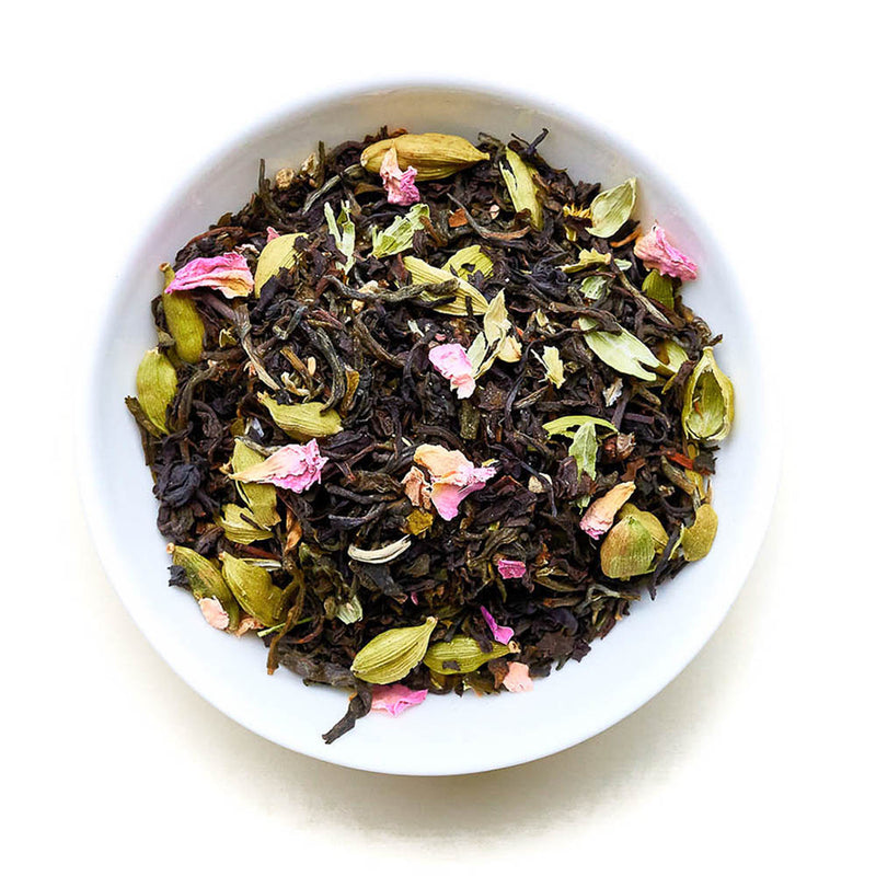 Rose Meets Jasmin | T's Teabar & Loose Leaf Tea
