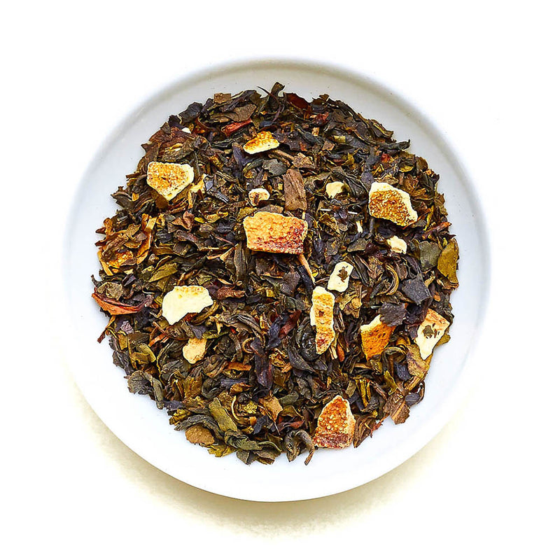 Wild Orange Oolong - Oolong Tea & Natural Wild Orange