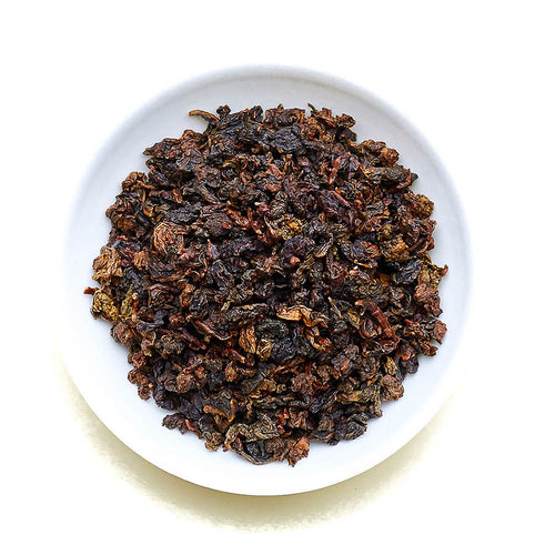Black Roasted Oolong - Unique Roasted Oolong Tea