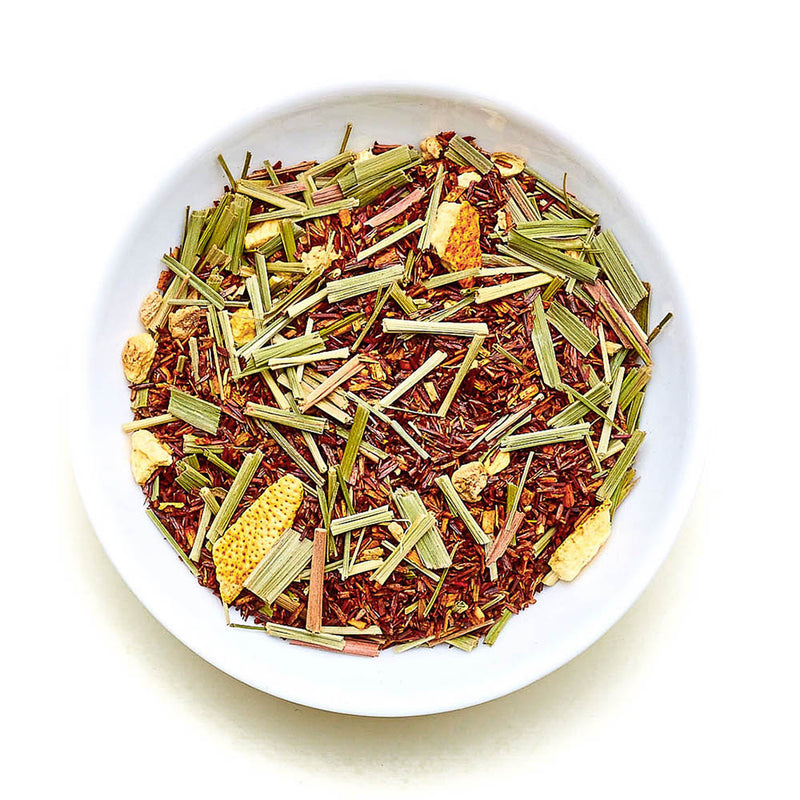 Ginger Lemon Rooibos | T's Teabar & Loose Leaf Tea