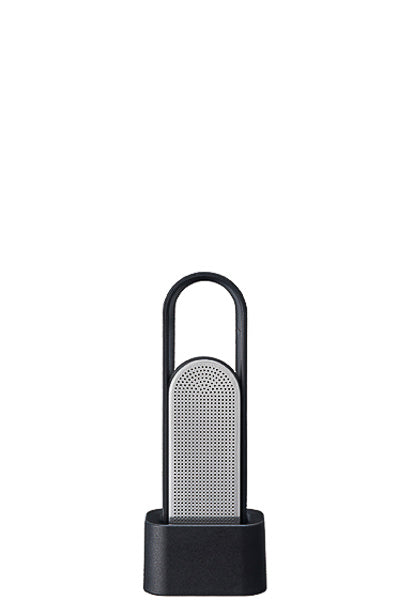 Loop Tea Strainer Black | T's Teabar & Loose Leaf Tea