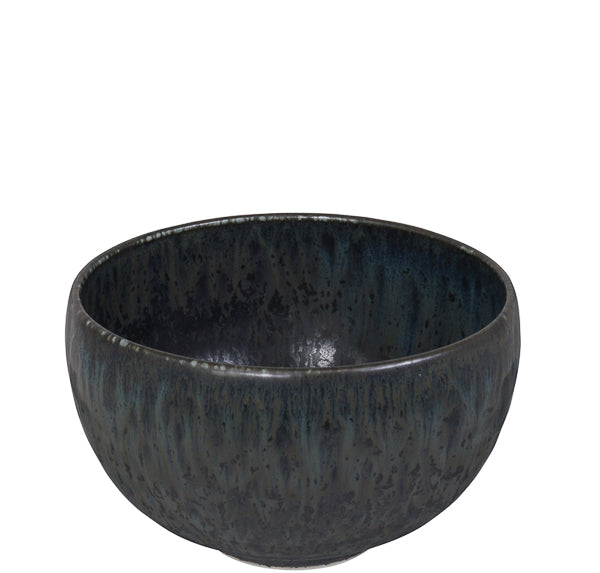 Onyx Black Matcha Bowl | T's Teabar & Loose Leaf Tea