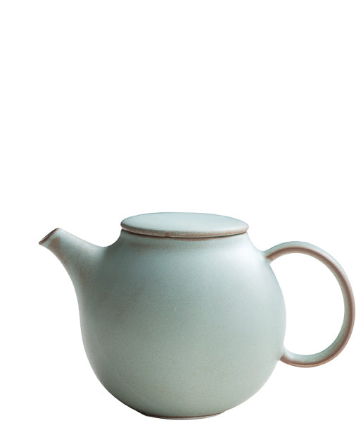 Pebble Teapot Moss Green | T's Teabar & Loose Leaf Tea