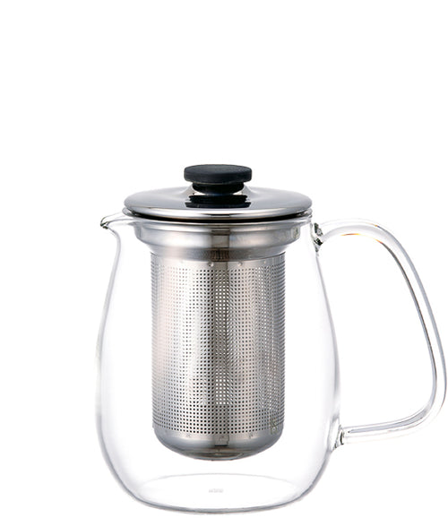 Unitea Teapot Large (stainless steel) | T's Teabar & Loose Leaf Tea