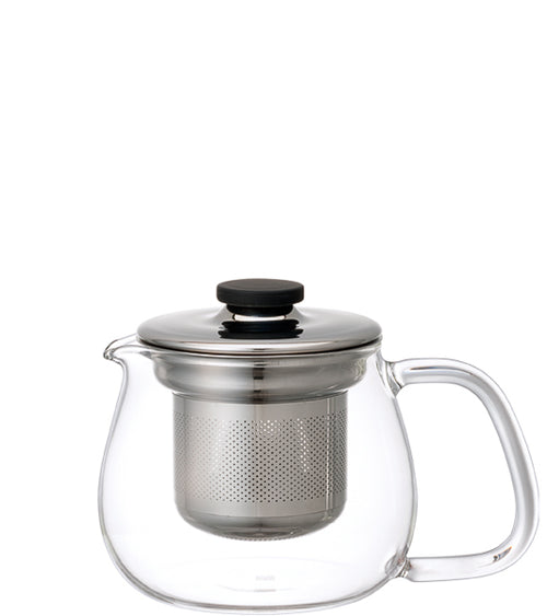 Unitea Teapot Small (stainless steel) | T's Teabar & Loose Leaf Tea
