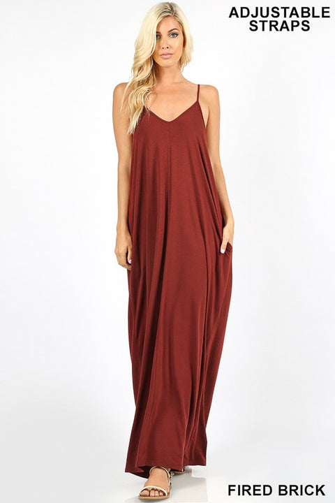Long Maxi with Pockets
