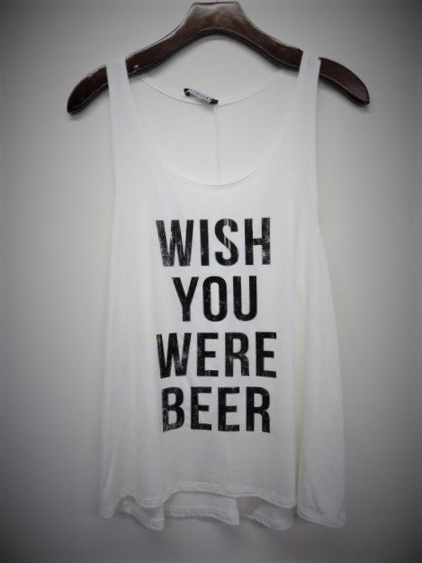 Wish you were beer tanks
