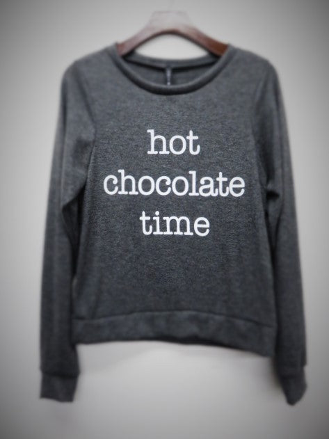 Hot Chocolate Sweater