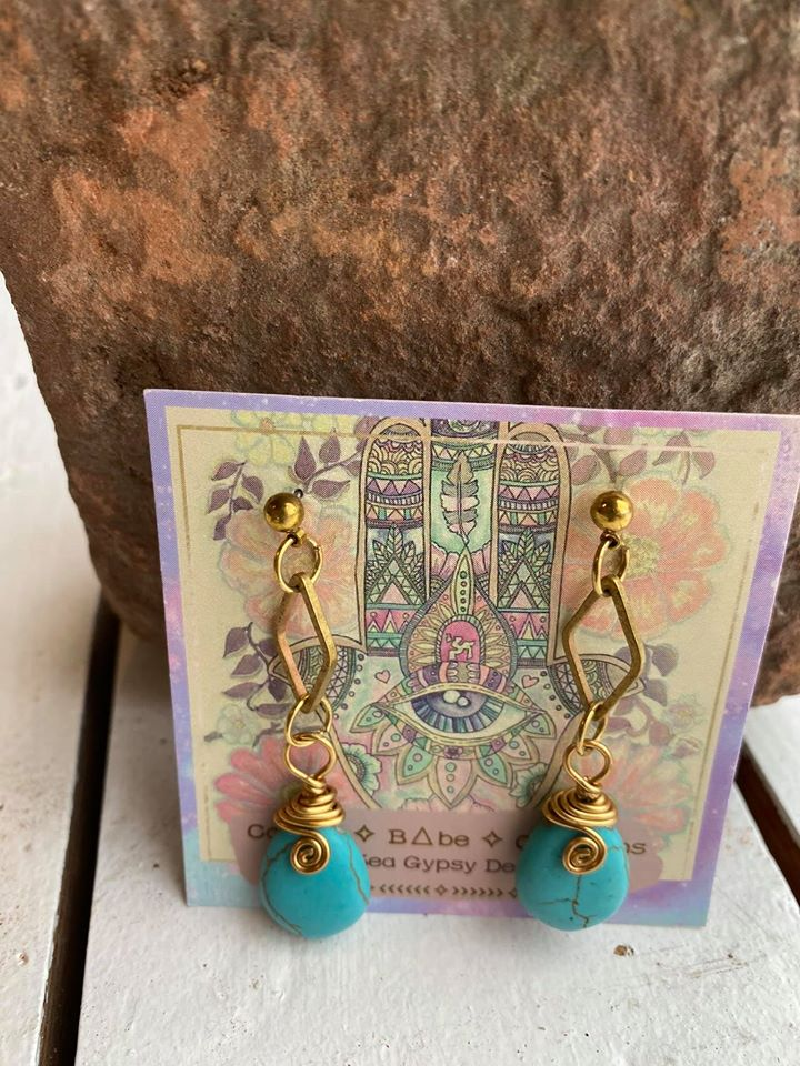 Sea Gypsy Earrings