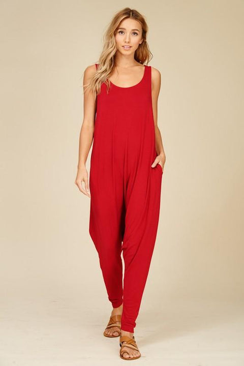 All Day Harem Jumpsuit
