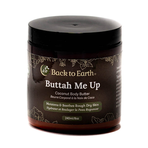 Buttah Me Up Coconut Body Butter - 240ml/8oz