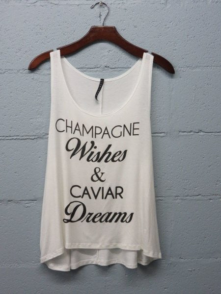 Champagne Wishes & Caviar Dreams