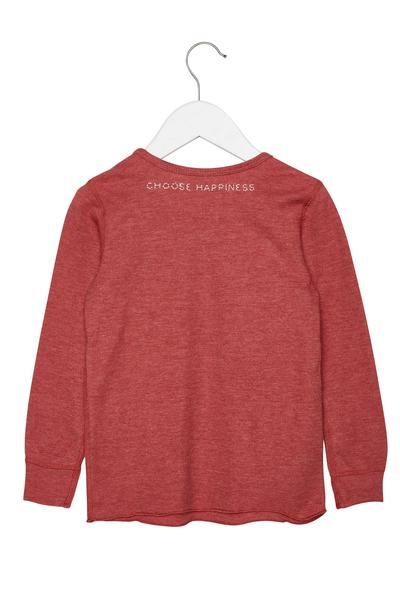 SG Choose Happiness Thermal Kids Top