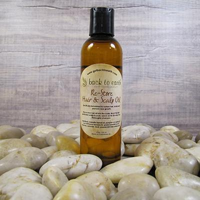 Re-Store Hair and Scalp OIl
