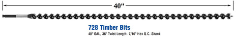 "3/4"" x 7/16"" Shank 