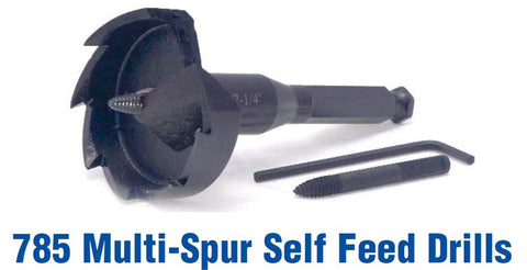 "2-1/8"" x 6"" Shank 