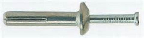 "1/4 X 2"" Nail In Hammer Drive Anchors"