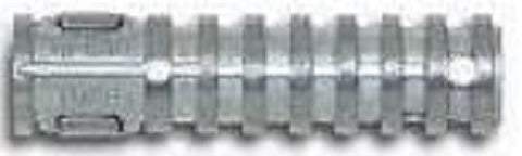 "1/4 X 1"" Lag Screw Shield Anchors"