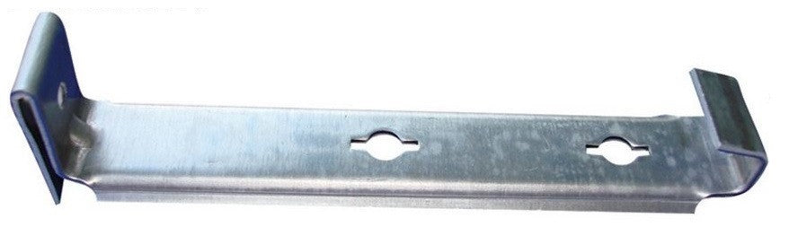 6 Quot Supreme Gutter Hanger With Clip 1800 Pk Tms Hardware