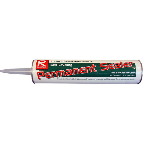 RUSCOE Permanent Sealer SL | White | Case Qty 24