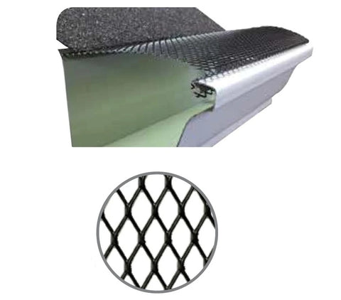 "Ultra-Flo Gutter Guards | 5"" Gutters 