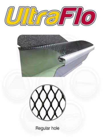 "Ultra-Flo Gutter Guards | 6"" Gutters 