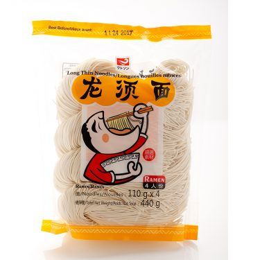 京都龙须面 440g 4*110g Long Thin Ramen noodle