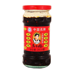 老干妈风味豆豉 280g LGM Chili sauce with black bean