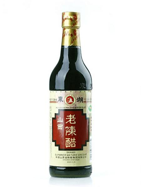 DH山西老陈醋 500ml DongHU Premium Mature  Dark Vinegar