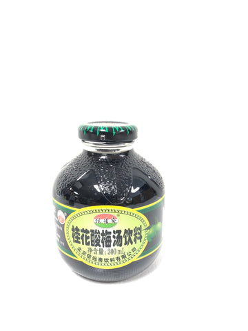信远斋桂花酸梅汤饮料 300ml/bottle XYZ Osmanthus Plum Flavor Drink