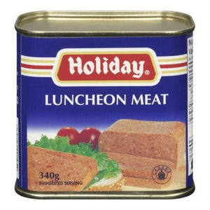 假日午餐肉 340g/cs Holiday Lucheon MeaT