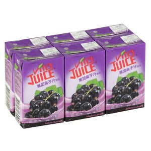 维他黑加仑子汁 250ml*6 VITA black currant drink
