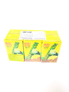 维他青柠柠檬茶 250ml*6 Vita Lime Lemon Tea 6pcs