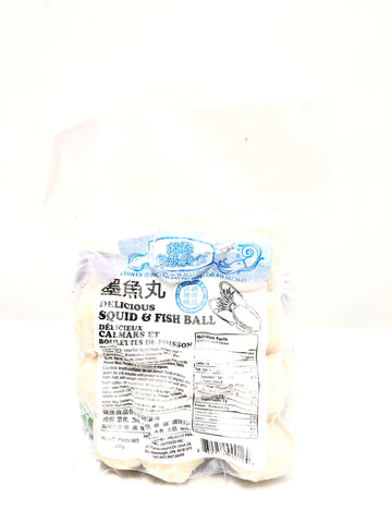 锦添墨鱼丸 230g Squid and Fish Ball