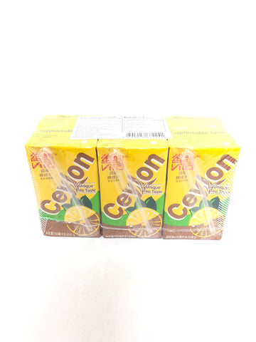 维他锡兰柠檬茶6x250ml Vita ceylon lemon tea
