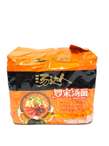 汤达人罗宋汤面90gx5  Instant Noodle with borscht Soup Base