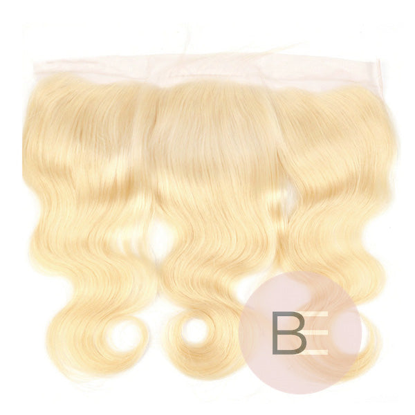 blonde bodywave frontal
