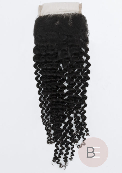 Beso Hair Curly Lace Closure