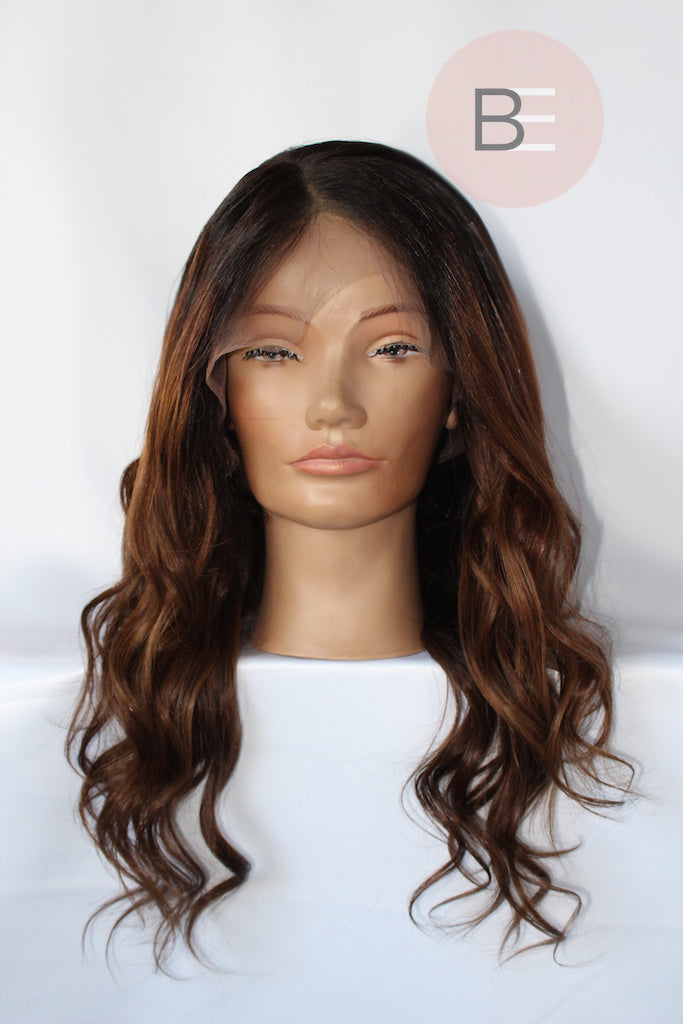 Coco Bronze Full Lace Wig