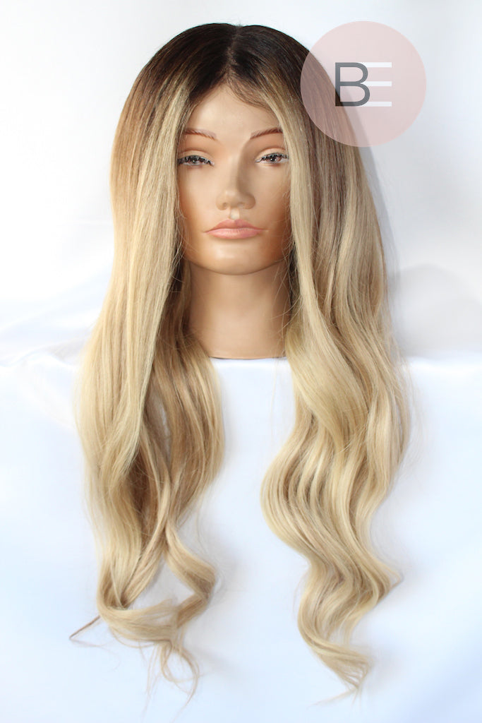 Bardi Blonde Lace Front Wig