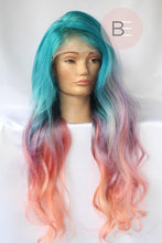 Colorful Hair Wig