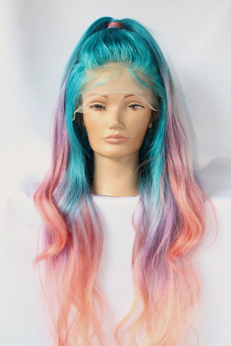 Nicki Minaj Barbie Dreams Inspired Hair