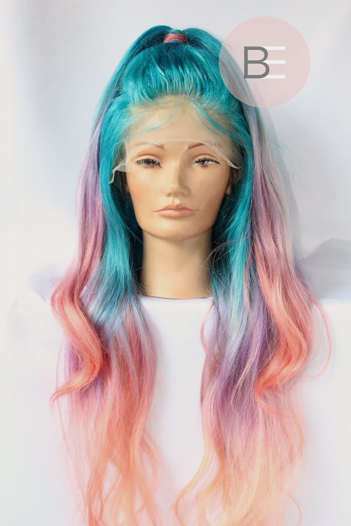 Nicki Minaj Barbie Dreams Inspired Wig