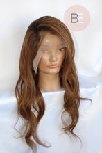 Ombre Brown Wig